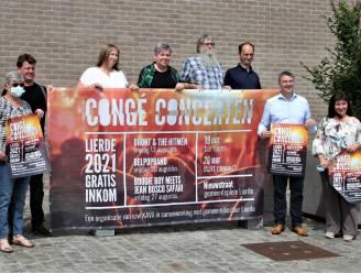 Gratis Congé Concerten met Boogie Boy en Jean Bosco Safari op Gemeenteplein in augustus