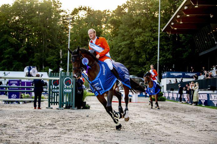 Willem Greve uit Markelo is geen reserve meer, maar is opgenomen in het olympisch team voor Tokio.