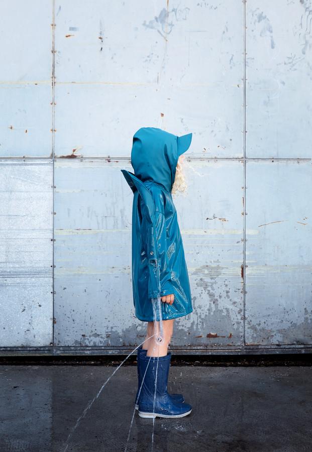 Project '+ 2 degrees' van vormgeefster Mirl van Hoek. Onderdeel van de Graduation Show in de Dutch Design Week