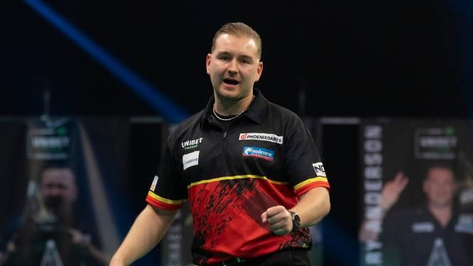 'Dancing Dimi' stuit op uitgekookte Anderson in Premier League darts en verliest leidersplaats