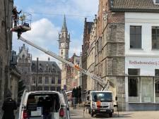 Gent ziet u: centrum half jaar onder camerabewaking en 36 extra bodycams voor de politie