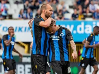 Lang voorkomt nederlaag Club Brugge met assist in 103de (!) minuut