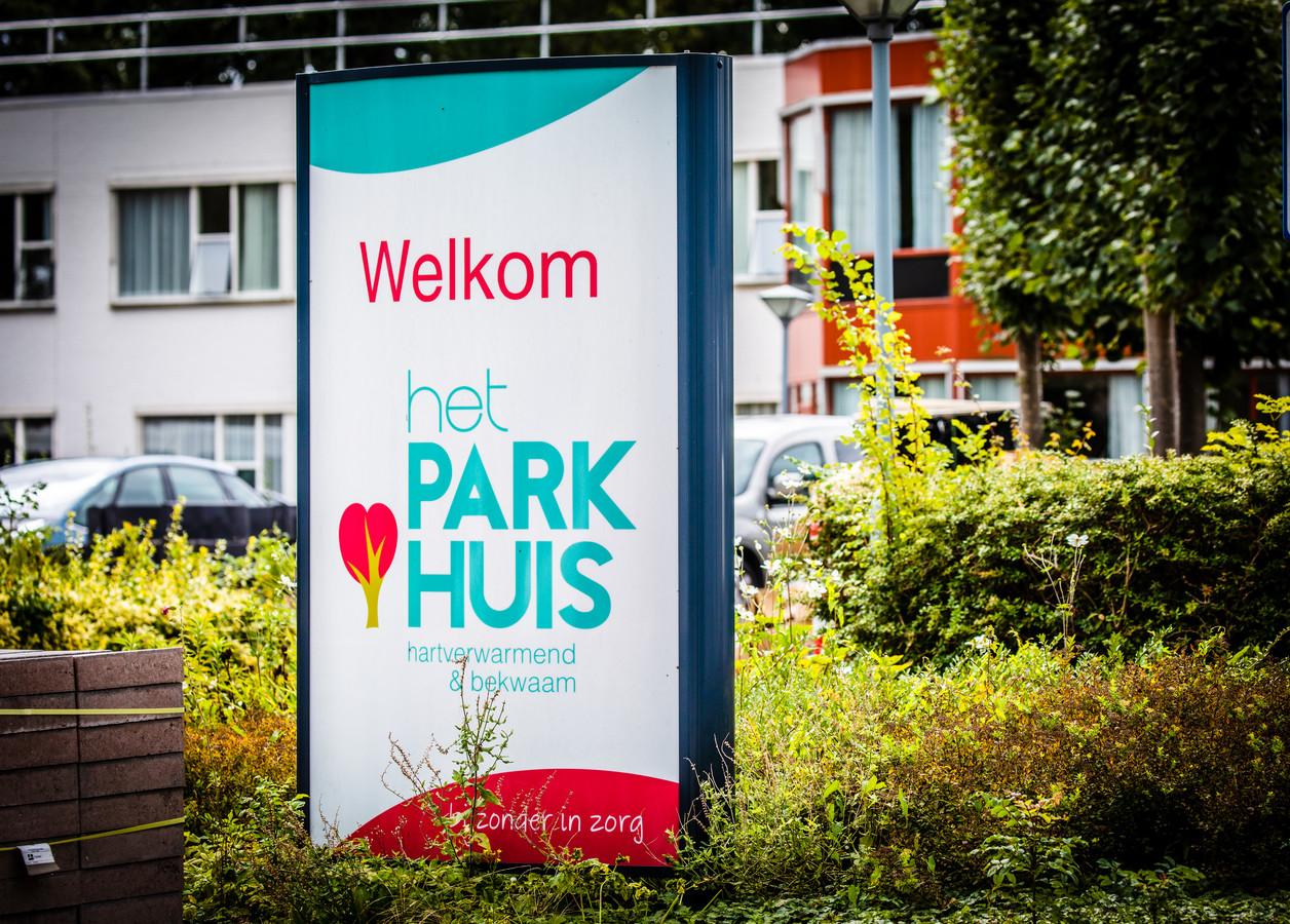 De hoofdlocatie van het Parkhuis aan de Haaswijkweg-Oost in Dordrecht.
