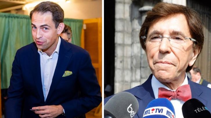 EN DIRECT Le PS wallon grand vainqueur, percée du Vlaams Belang: le cordon sanitaire sur le point de sauter?