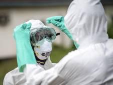 WHO: bestrijden ebola kost 325 miljoen euro