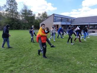 Leerlingen Atheneum krijgen allerlei workshops rond veiligheid