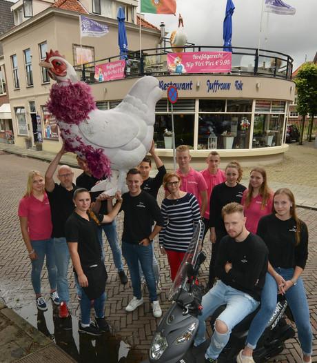 Juffrouw Tok stopt aan Kalverbos en gaat door als afhaalrestaurant