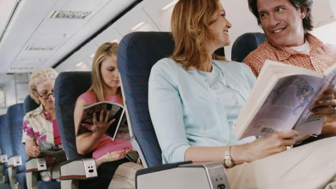 De perfecte zitplaats op het vliegtuig is...?