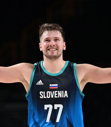 Performance XXL de Luka Doncic qui s'offre 48 points lors du succès slovène sur l'Argentine