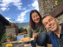Linda en Bert van de Kamp uit Apeldoorn hebben een B&B in Karinthië.
