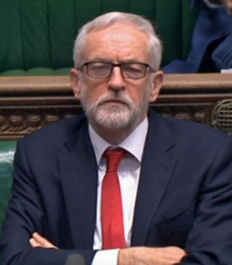 Hoe Corbyn Labour achterliet vol open wonden, nu wacht de grote schoonmaak