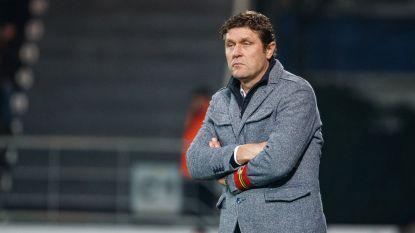 Gert Verheyen stapt op bij KV Oostende, Hugo Broos neemt voorlopig over