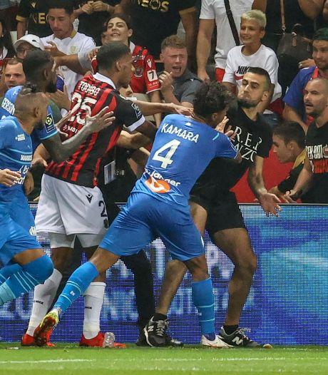 Punt aftrek voor Nice, duel met Marseille overgespeeld op neutraal terrein