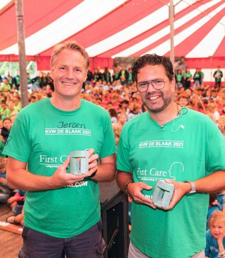 Tilburg Trofee voor kindervakantiekanjers van De Blaak: 'Wij worden ouder, de kinderen blijven jong'