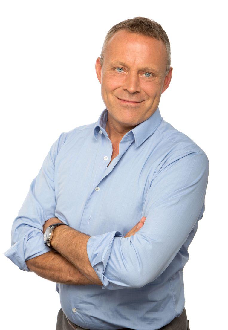 Sander van Hoorn. Beeld rv