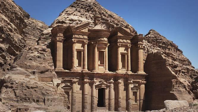 Spectaculair monument van 2.150 jaar oud ontdekt in historische stad Petra