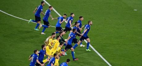 L'Italie solide, convaincante et qualifiée