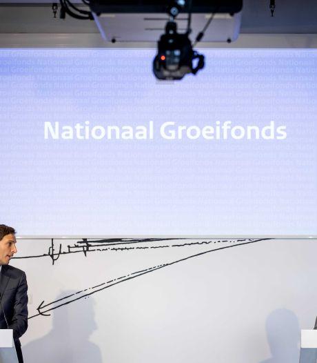 Vier miljard uit Groeifonds naar groene waterstof, onderwijs en doortrekken Noord/Zuidlijn