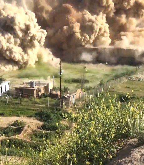 L'EI publie une vidéo de la destruction de Nimroud, cité antique assyrienne