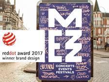 Nieuwe huisstijl Mezz wint internationale prijs