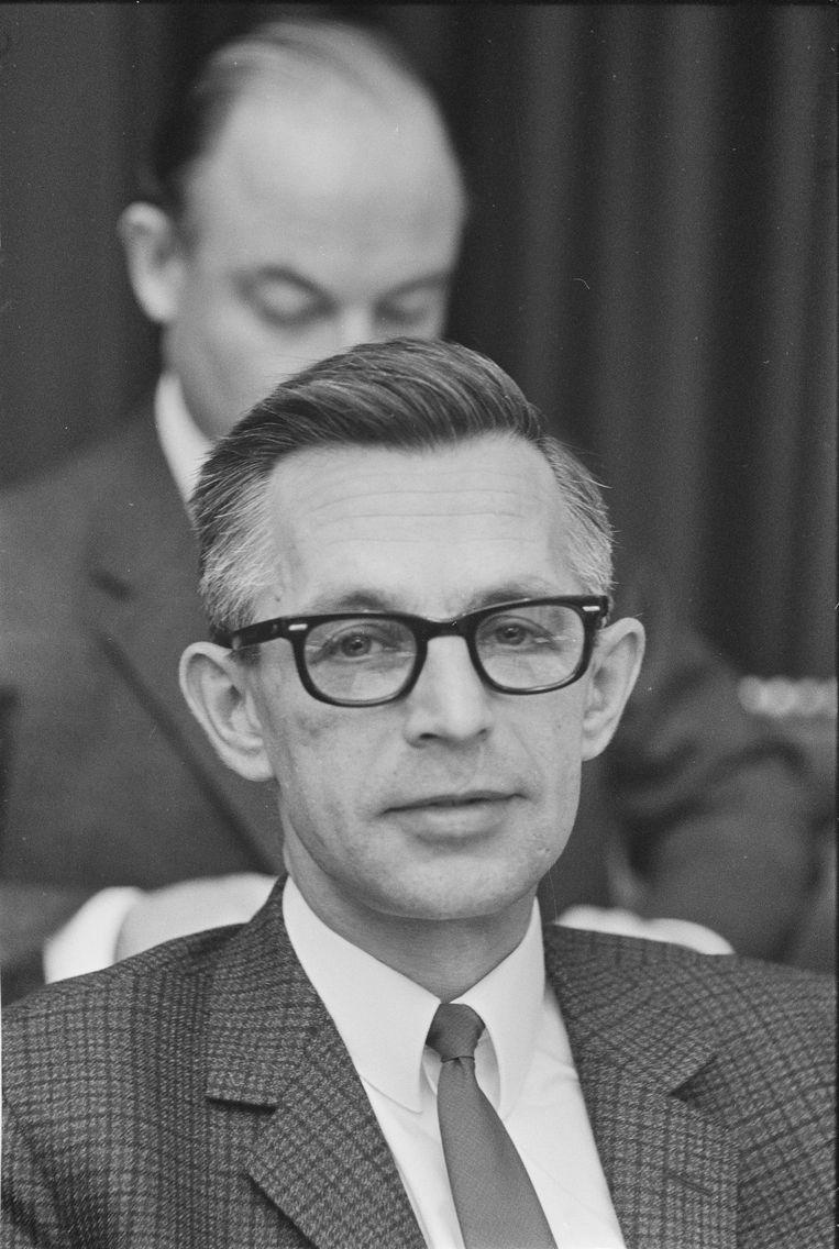 Roelof Nelissen in 1969. Beeld ANP