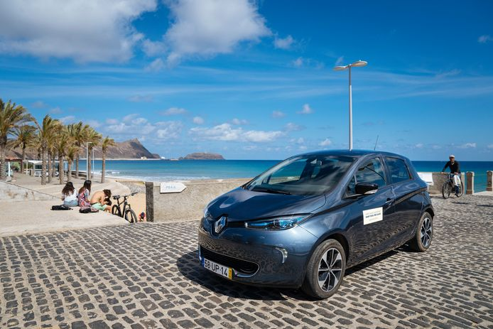 Renault - Porto Santo ecosystem
