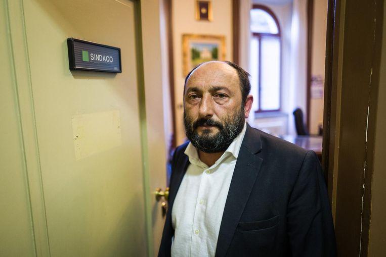Giorgio Frassineti: 'De Italiaanse omgang met het fascistisch verleden is ongezond.' Beeld null