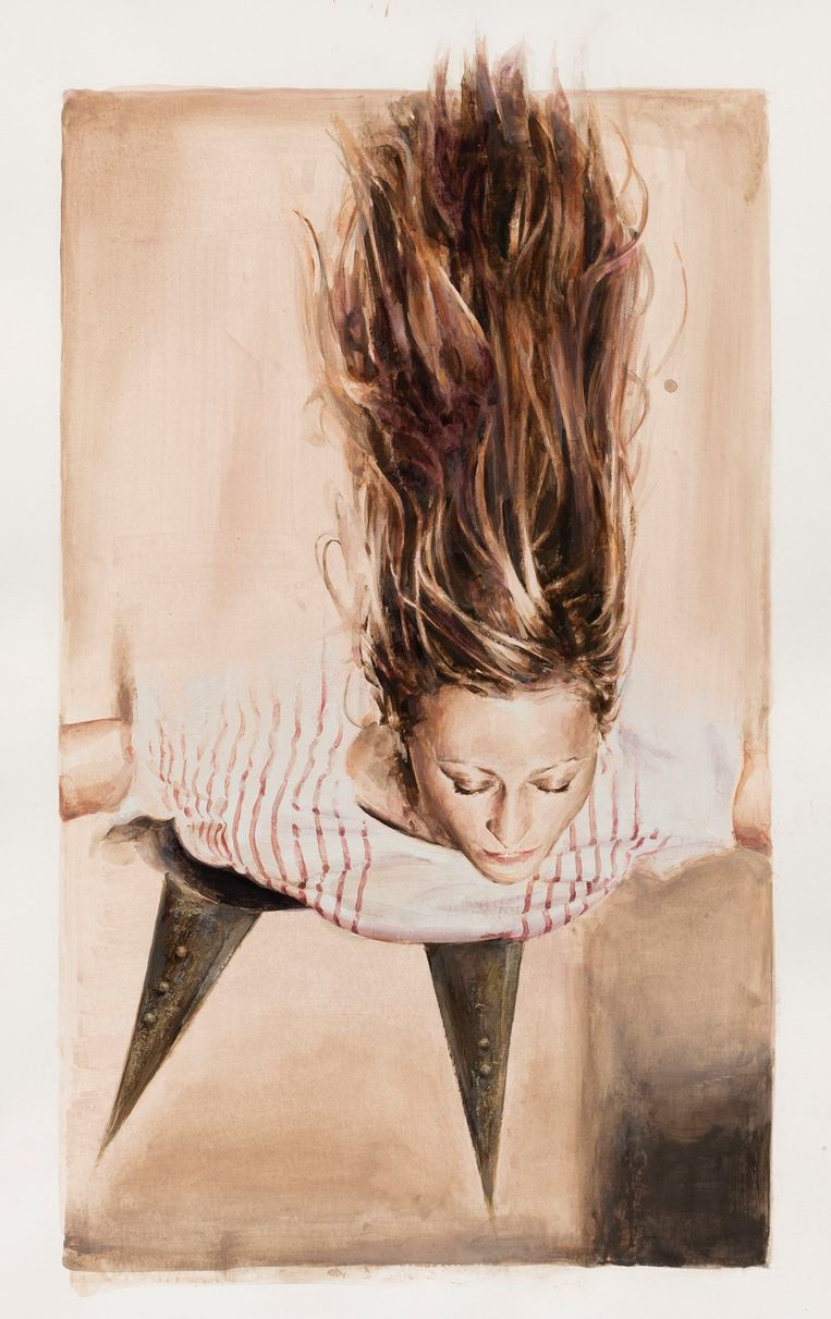 Jan De Maesschalck, 'The Leap' (2020), Zeno X Gallery.  Beeld gallery viewer