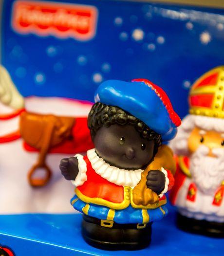 Ook speelgoedpoppetjes Zwarte Piet onder vuur