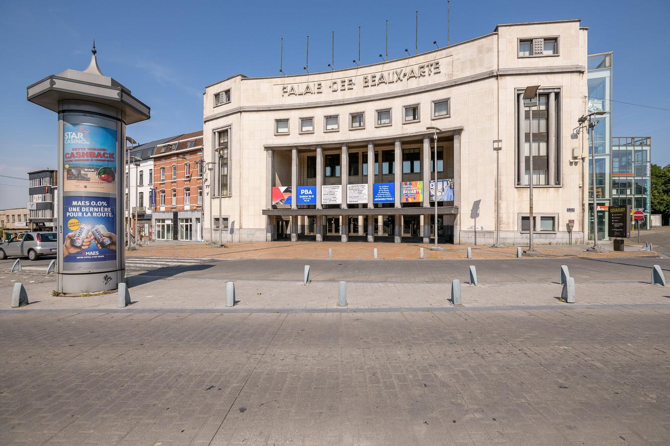 Palais des Beaux Arts de Charleroi