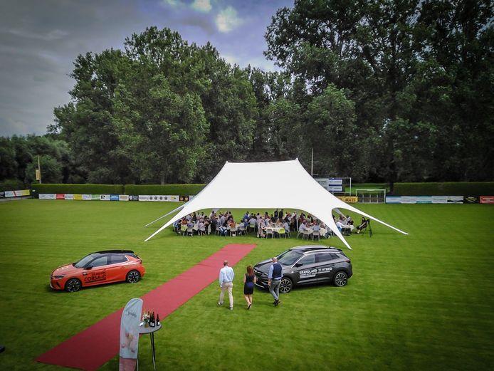 Derdeprovincialer VC Jekervallei Heur-Sluizen kan op de dag van de sponsors uitpakken met de uitbreiding van de gratis jeugdwerking.