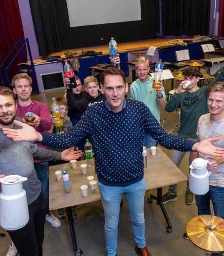 Gesloten bar Kulturhus Oldebroek zet kwaad bloed bij muziekvereniging