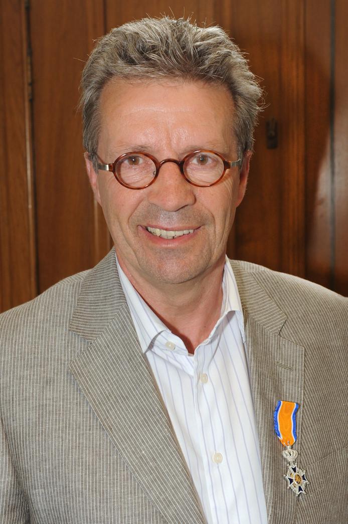 Hans Verbraak is lid in de Orde van OranjeNassau.
