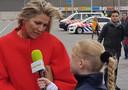 Reporter Floor Duijs van ChaTime mocht in 2019 zelfs een vraag stellen aan koningin Máxima.