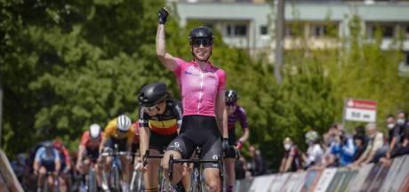Nederlands succes in Thüringen: Wiebes wint slotrit, Brand wint de ronde