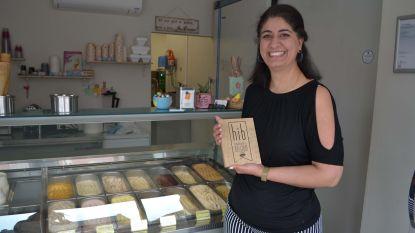 IJsverkoopster ontvangt 'Handmade in Belgium'-label van Unizo