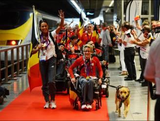 Belgische paralympiërs zijn weer thuis