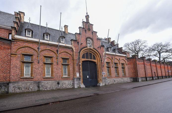 De gevangenis van Turnhout, archiefbeeld.