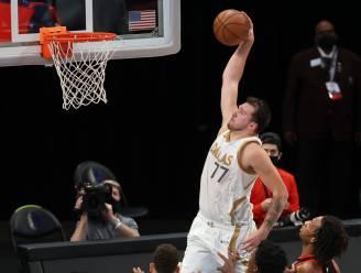Dallas Mavericks verzekeren zich van play-offs in NBA, Wizards naar barrages
