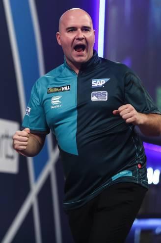 Geen vijfde titel voor Van Gerwen: Rob Cross verrast en wint EK Darts