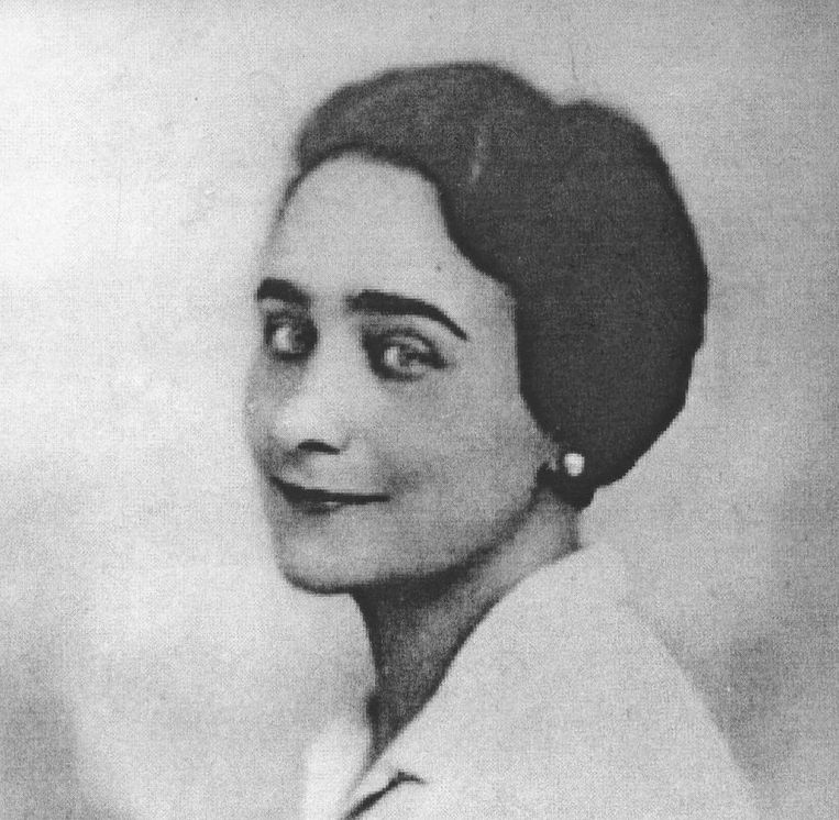 Gabriele Tergit Beeld