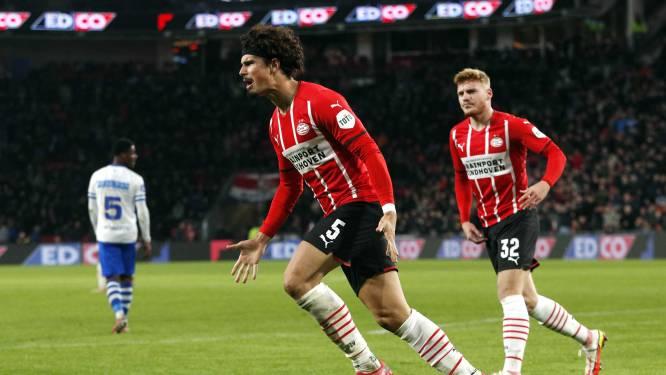 PSV legt met veel moeite het ei in een legbatterij en hoopt tegen Ajax op meer ruimte