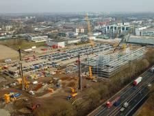 ASML in Veldhoven dijt verder uit en het eind is nog niet in zicht