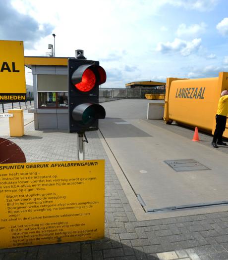 Vergeefs protest buurt tegen nieuwe vergunning afvalwerker Haaksbergen