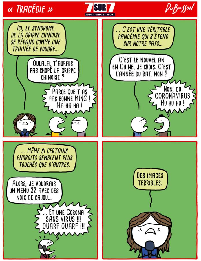 """Tragédie"", 27 janvier 2020"