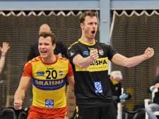 Jeroen Rauwerdink zal Dynamo zeker nog een seizoen bij de hand nemen