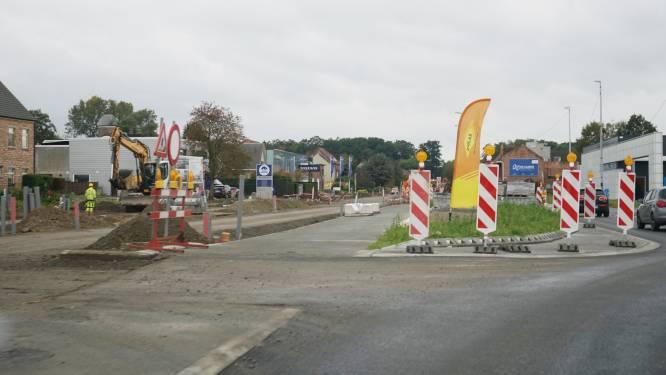 Twee werfzones N70 tegen kerstvakantie afgewerkt, enkel toplaag asfalt volgt nog in voorjaar