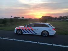 Man met openstaande celstraf van 626 dagen van weg gehaald bij Limburgse Beek