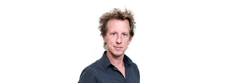Jasper van Kuijk Beeld de Volkskrant