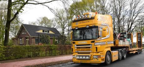 Slapeloze nachten voor echtpaar door stuiterende vrachtwagens: 'We worden niet gehoord'